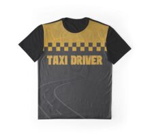 Taxi Driver T Shirt Graphic T-Shirt