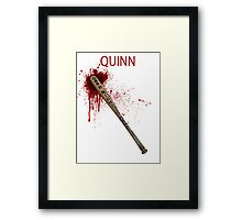QUINN - Good Night Framed Print