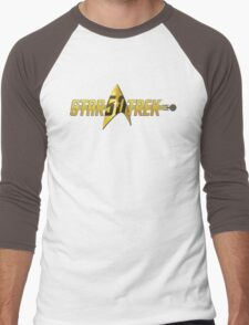 STAR TREK Men's Baseball ¾ T-Shirt