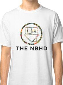 The Neighbourhood Tropical Floral Print Shirts & More Classic T-Shirt