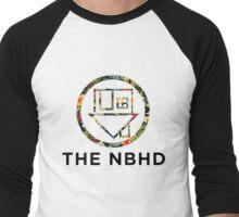 The Neighbourhood Tropical Floral Print Shirts & More Men's Baseball ¾ T-Shirt