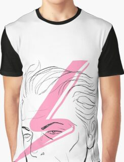 Mr. Bowie Graphic T-Shirt