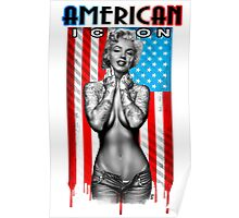 AMERICAN ICON Poster