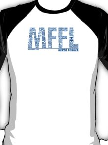 Mavs Fanatic - Never Forget T-Shirt