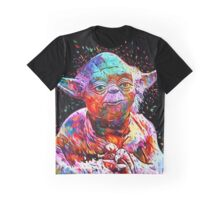 MASTER STAR WAR Graphic T-Shirt