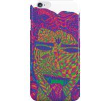 Psychedelic Devil iPhone Case/Skin