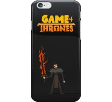 Game Of Thrones - Beric Dondarrion iPhone Case/Skin