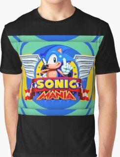 Sonic Mania Graphic T-Shirt