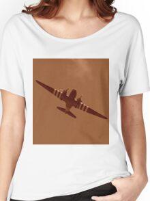 BBMF WW2 Dakota Women's Relaxed Fit T-Shirt