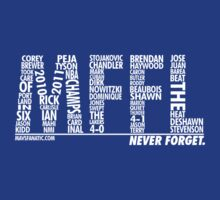 Mavs Fanatic - Never Forget by TheDFDesigns