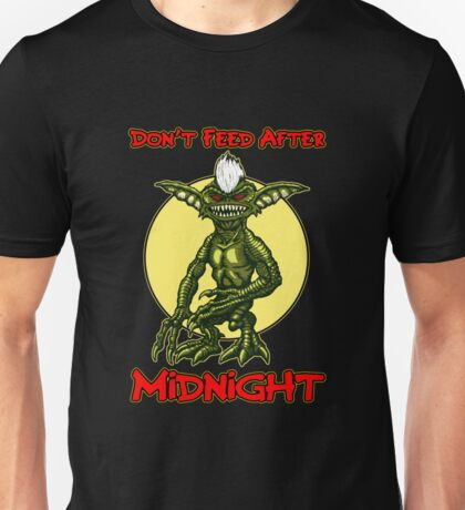 Don't Feed After Midnight Unisex T-Shirt