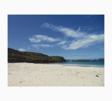 Bosta Beach at Noon, Western Isles, Scotland One Piece - Long Sleeve