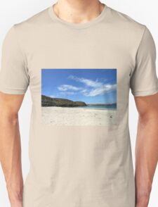 Bosta Beach at Noon, Western Isles, Scotland T-Shirt