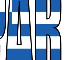 Sparta Sticker