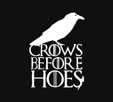 Games Of Thrones Crows Unisex T-Shirt