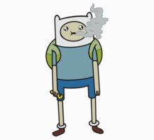 "Adventure Time's Finn in ""The Exhale"" by HighlyAnimated"