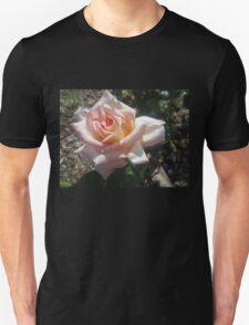 Pastel Rose Unisex T-Shirt