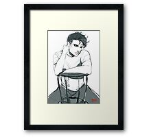 Owen Johns Framed Print