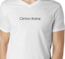 Clinton Kaine Mens V-Neck T-Shirt