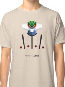 Kotetsu Jeeg (Steel Jeeg) Classic T-Shirt