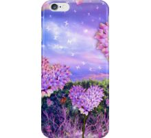 Pink Love Flowers iPhone Case/Skin