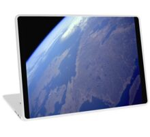Denmark + Southern Sweden From Space Laptop Skin