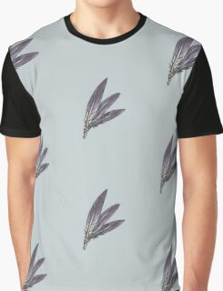 Feather Bundle Graphic T-Shirt