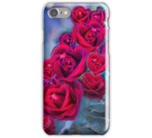 Heart Shaped Roses iPhone Case/Skin