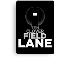 10 Cloverfield Lane Canvas Print