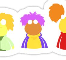 Fraggle Rock On Sticker
