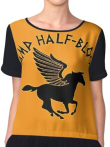 Camp Half-Blood Chiffon Top