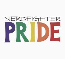 Nerdfighter PRIDE Rainbow Design by amerystudios