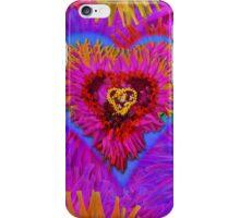 Dahlia Rainbow Heart iPhone Case/Skin