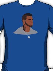 Mass Effect James Vega Minimalist T-Shirt