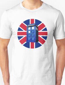 Tardis British Unisex T-Shirt