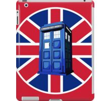 Tardis British iPad Case/Skin