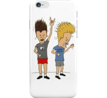 Beavis & Butthead iPhone Case/Skin