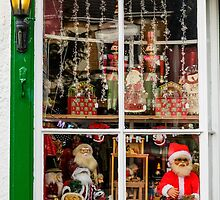 Traditional Toys at Christmas by Heidi Stewart