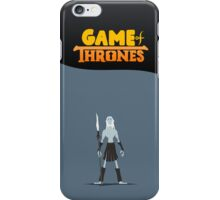 Game Of Thrones - White Walker iPhone Case/Skin