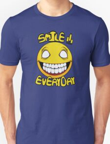 Scary Smilling Face Unisex T-Shirt