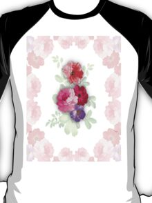 Rose Flowers #1 T-Shirt