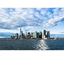 Skyline of New York Photographic Print