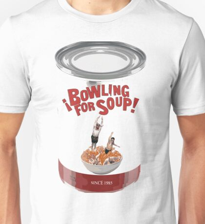 Bowling for Soup Can Unisex T-Shirt