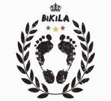 Abebe Bikila - Marathon Man by hypetees