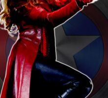 Wanda Maximoff Team Cap Sticker