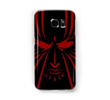 Rachel Summers (Red on Black) Samsung Galaxy Case/Skin
