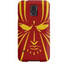 Rachel Summers (Gold on Red) Samsung Galaxy Case/Skin