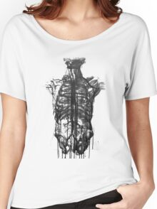 Skeleton X-Ray Women's Relaxed Fit T-Shirt