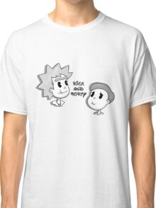 Disney Rick and Morty Classic T-Shirt