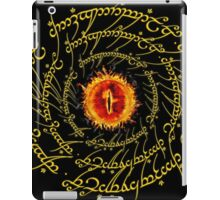 Lord Of The Ring Sauron eye iPad Case/Skin